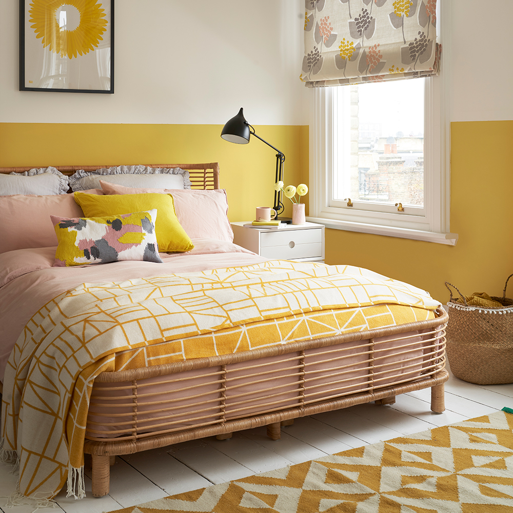 Phòng ngủ cho người mệnh Thổ 3