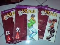 Komik Kenji Bekas Lengkap Murah
