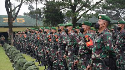 Batalyon Infanteri 315/Garuda Segera Diterjunkan Amankan Papua