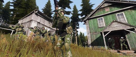 ロシア連邦軍の特殊部隊を追加するArma 3 MOD