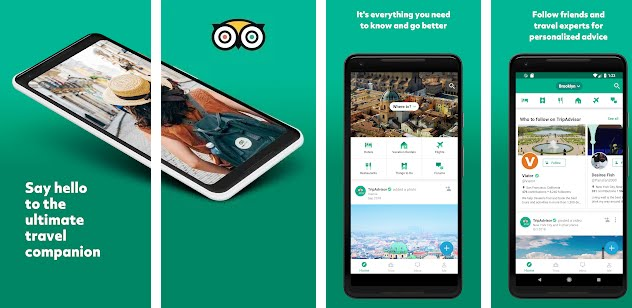 10 Great Travel Guide And Planning Android Apps For Travelers