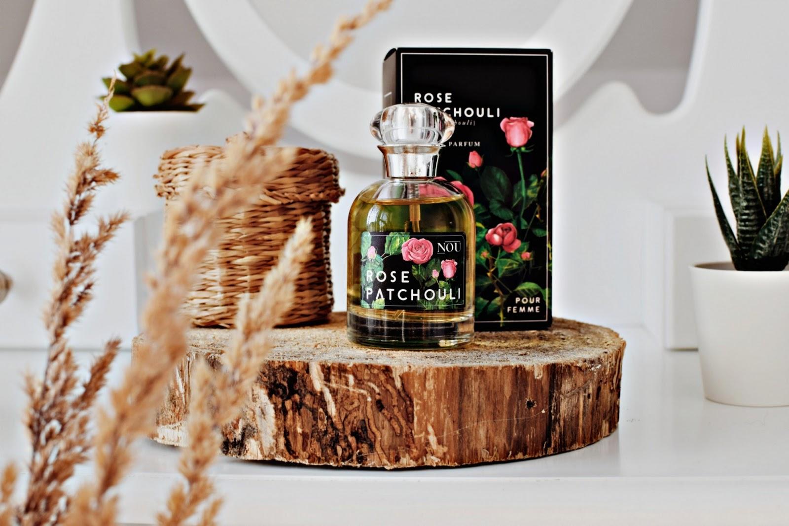 Damskie perfumy NOU