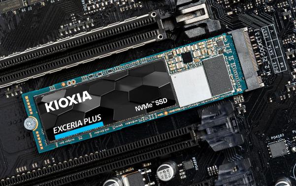 SSD Kioxia Exceria