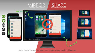 Cara Menampilkan Layar HP ke Laptop dengan screen mirror