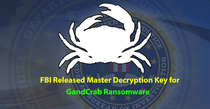 master decryption keys
