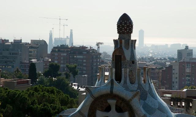Barcelona, Parc Guell © Artstudio23.com