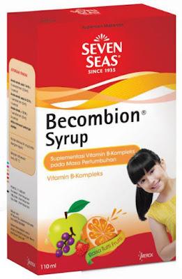 Harga Becombion Suplemen Vitamin B Kompleks Terbaru 2017