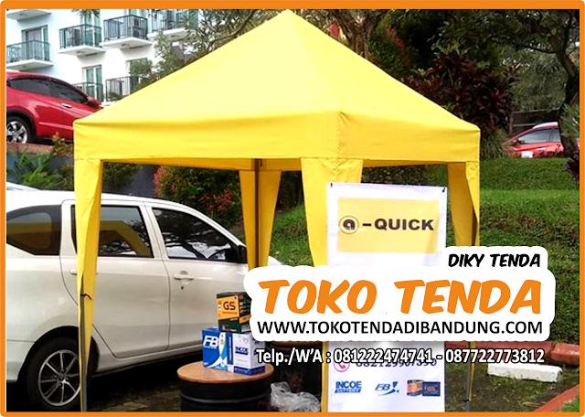 Tenda - Cafe - Usaha - Pedagang
