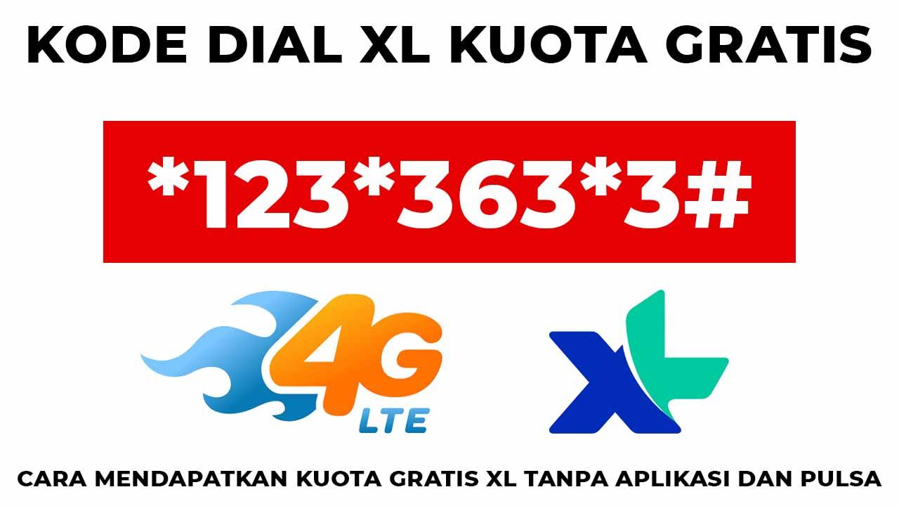 cara mendapatkan kuota gratis xl tanpa aplikasi dan pulsa %252812%2529
