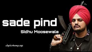 PIND LYRICS – Sidhu Moose Wala | Punjabi Song