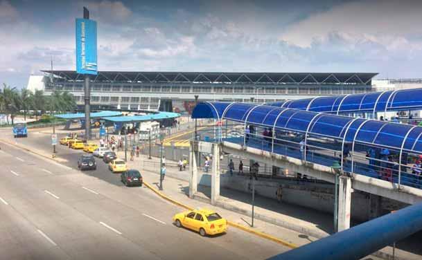 Horario completo Salida Bus Guayaquil a Cuenca