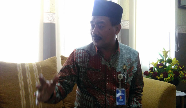 Plt Kepala Dinas Pendidikan Lumajang Agus Salim