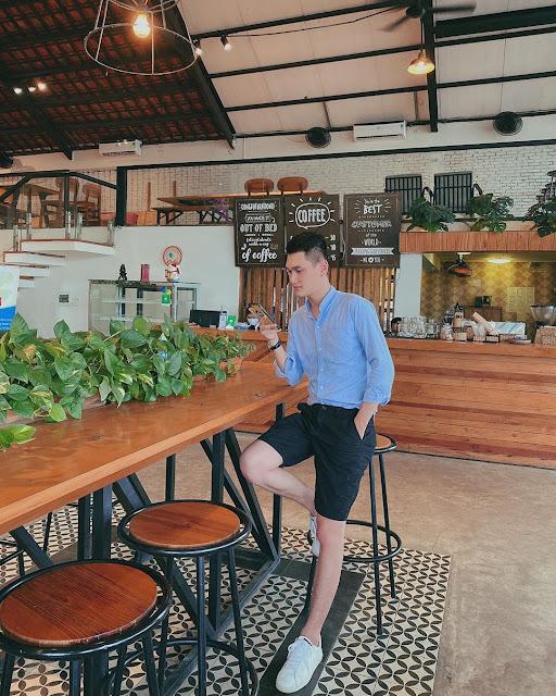 Quán cafe check in đẹp ở Đà Nẵng, Quan cafe coffee check in dep o Da Nang, Check-in Đà Nẵng