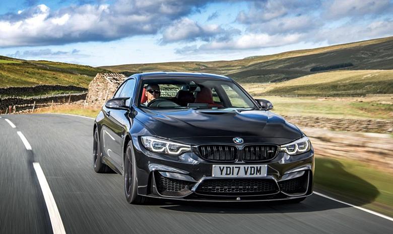 2019 BMW M4 Dimension