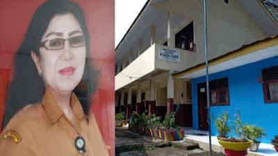 SDN 05 Kota Manado Baru Sedikit Mendaftar, Altje: Tetap Semangat Selalu Berikan Sosialisasi di Medsos