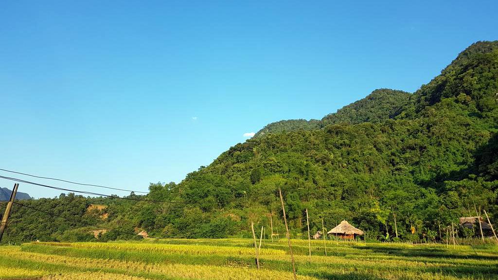 Pu Luong homestays Mr Ba