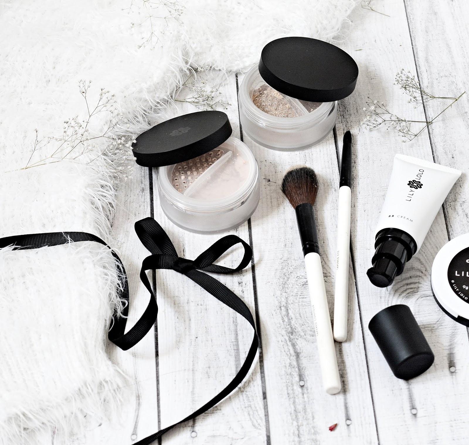 Rozświetlona cera na lato z kosmetykami mineralnymi Lily Lolo