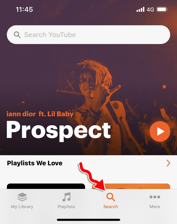 Ứng dụng nghe nhạc Youtube khi vẫn tắt màn hình trên iOS và Android