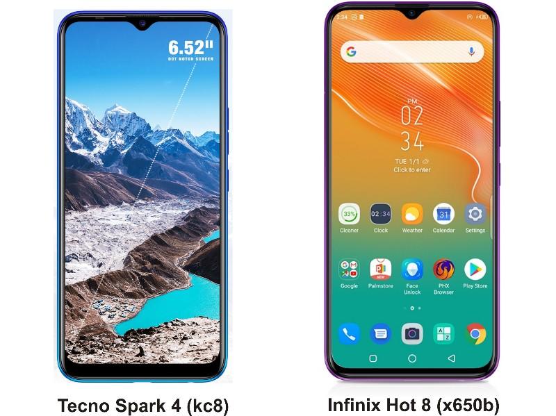tecno-spark-4-vs-infinix-hot-8