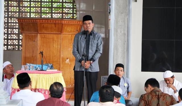 Walikota Mukhlis Rahman Belum Merasa Puas Dengan SDM ASN, Ini Sebabnya
