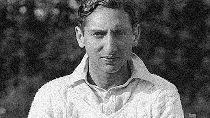 नवाब इफ्तिखार अली खान पटौदी एकमात्र टेस्ट क्रिकेटर हैं जिन्होंने भारत और इंग्लैंड दोनों देशों के लिए खेला है - Nawab Iftikhar Ali Khan Pataudi Biography in Hindi