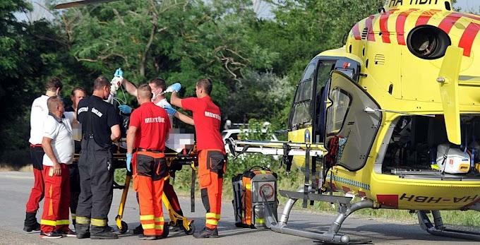 Tragédia: balesetben hunyt el egy szarvasi mentőápoló