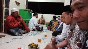 Syukuran BPD Desa Ngabul di Makam Mbah Datuk Jokosari