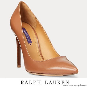 Kate Middleton wore Ralph Lauren Celia pumps