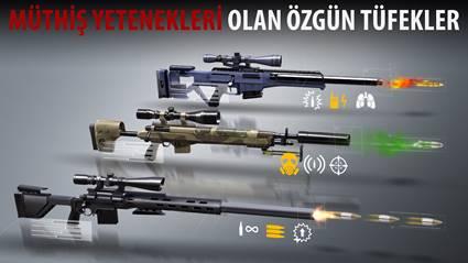 Hitman Sniper 2 World of Assassins V0.1.1 FULL APK – Early Access