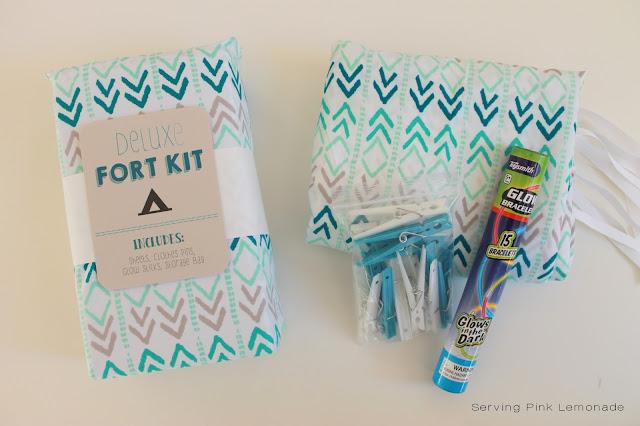 Deluxe Fort Kit