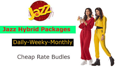 Jazz Hybrid Packages Daily, Weekly & Monthly