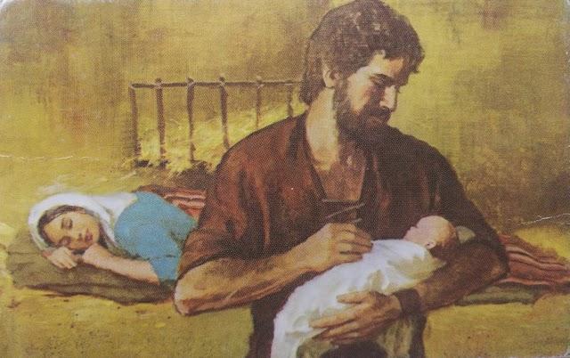 Quello che san Giuseppe ci insegna sul discernimento #pregolaParola