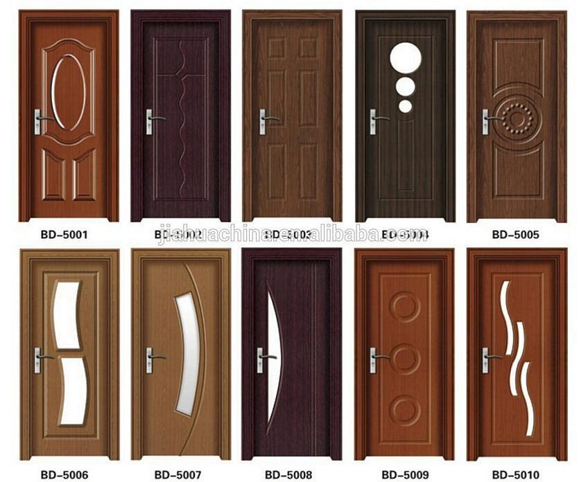 pintu double teakwood 3