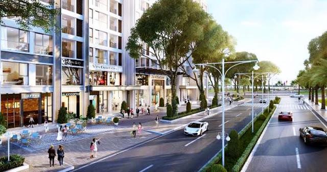 Khu nhà phố thương mại Thanh Hà Cienco 5