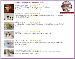 Cafe au lait Bowls brief overview of Reviews left online shops since 2013