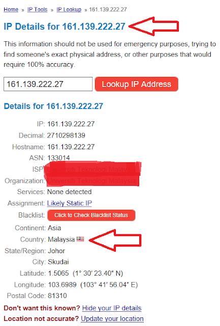 My IP Address dan Bagaimana Cara Mengetahuinya