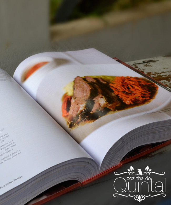 Dica de Leitura: Livro Chef Profissional, na Cozinha do Quintal
