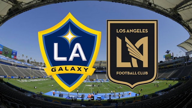 Los Angeles FC vs Los Angeles Galaxy Biss Key AsiaSat 5 Senin, 26 Agustus 2019