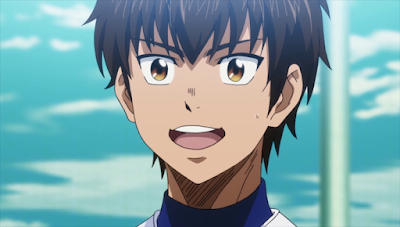 Diamond no Ace: Act II Episode 8