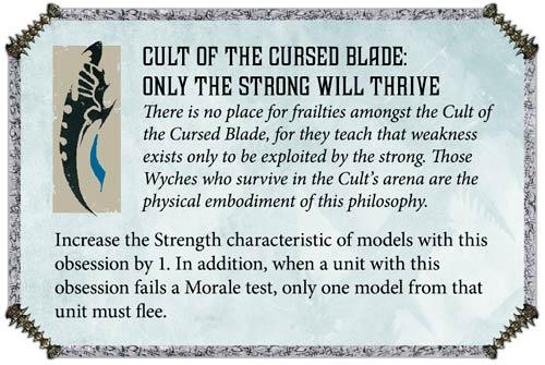 Culto de la Espada Maldita Brujas