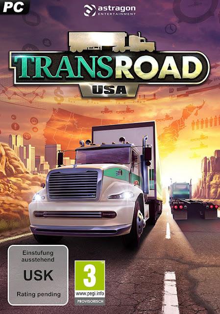 تحميل لعبة TransRoad USA