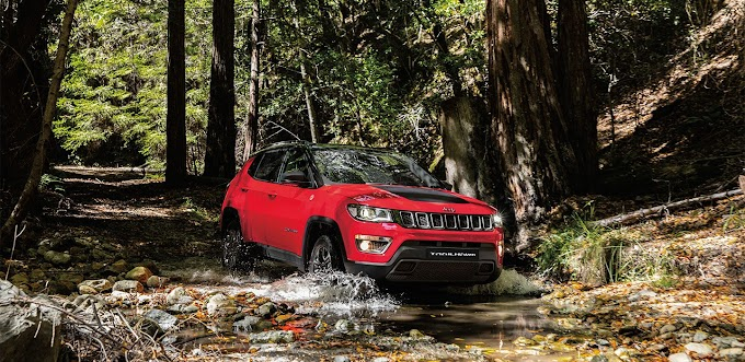 Jeep Compass TrailHawk All Details, Price and Specs.