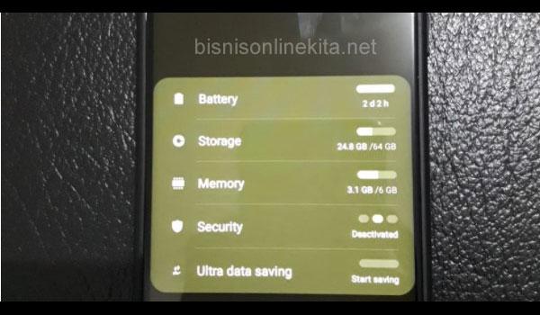 battery samsung A21s