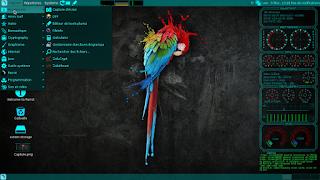 توزيعه Parrot Security OS لإختبار الاختراق