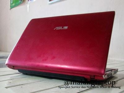 Netbook Second Asus 1225C