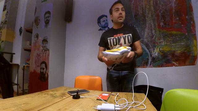 HDblog e PickTime: colazione insieme