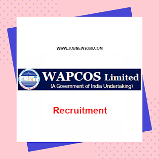 WAPCOS Recruitment 2020 for Manager (Finance)