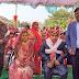 नगर पालिक परिषद कालपी में आयोजित मुख्य मंत्री सामूहिक विवाह मे चार जोडे हुए एक दूजे के