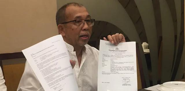 Anggota Tim Prabowo-Sandi Laporkan Penyidik Polda Metro