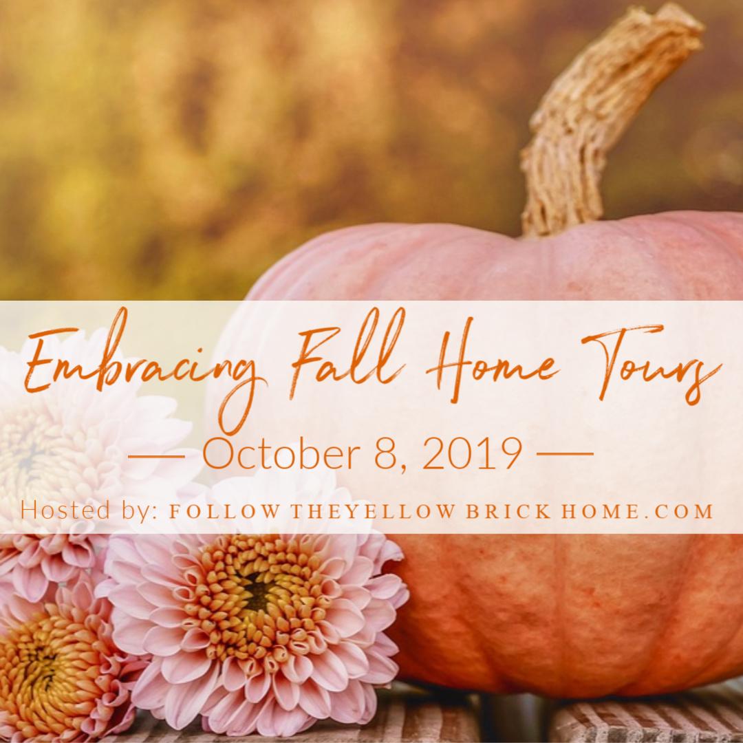 Embracing fall home tours